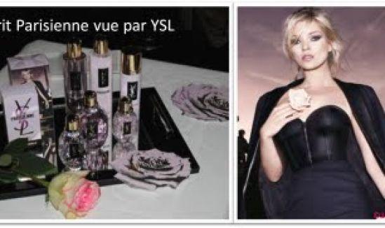 La femme libérée d'YSL, une Parisienne?