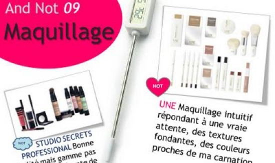 My « Hot and Not 09″…et un concours!