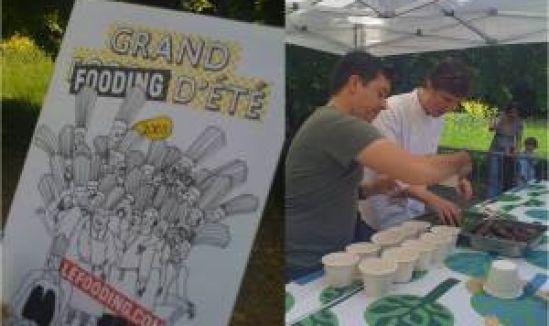 Grand Fooding de l'été 2009 à Paris- le bilan