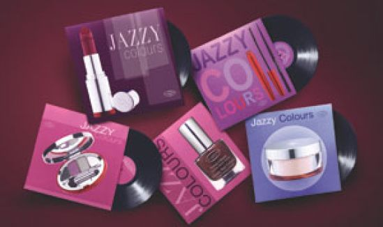 Jazzy colours by Clarins