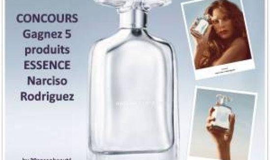Concours Essence de Narciso Rodriguez