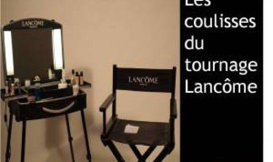 Après Kate et Anna, à mon tour d'être ambassadrice pour Lancôme !