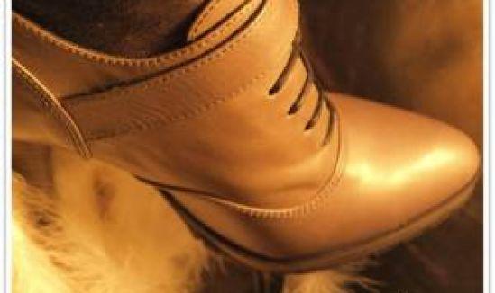Les boots qui me mettent à feu et à cran