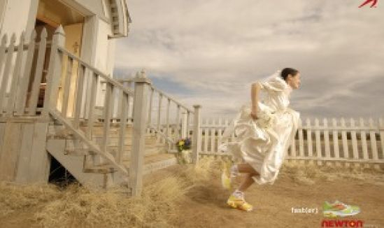 Mariage en baskets