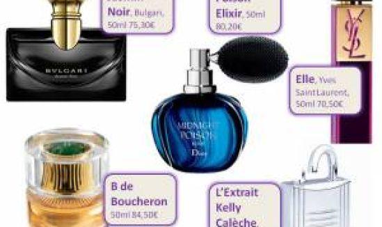 Parfums de la rentrée : votre coup de coeur