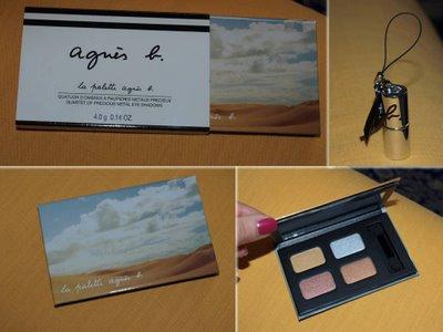 agnes+b+maquillage+new Maquillage Agnès B et autres cadeaux à gagner