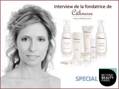 interview+calinesse Special Beyond Beauty: Câlinesse, les soins bio au lait dânesse