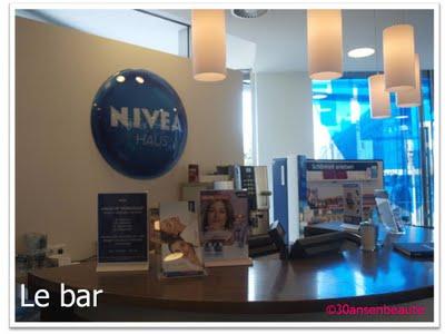 nivea+haus+3+30ansenbeaute Les coulisses de Nivea à Hambourg, compte rendu de ma visite beauté