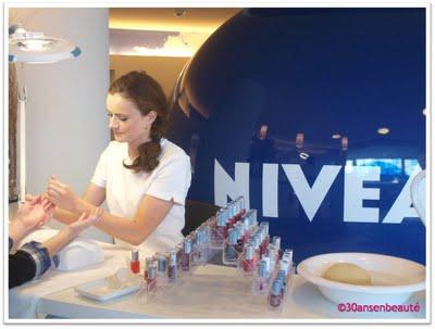 nivea+haus+2+30ansenbeaute Les coulisses de Nivea à Hambourg, compte rendu de ma visite beauté