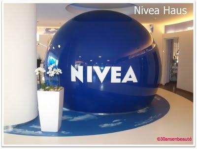 nivea+haus+1+30ansenbeaute Les coulisses de Nivea à Hambourg, compte rendu de ma visite beauté