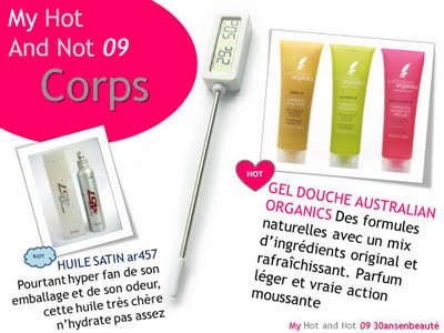 my+hot+and+not+corps My Hot and Not 09...et un concours!