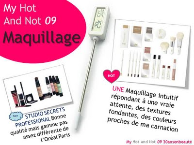 my+hot+and+not+maquillage My Hot and Not 09...et un concours!