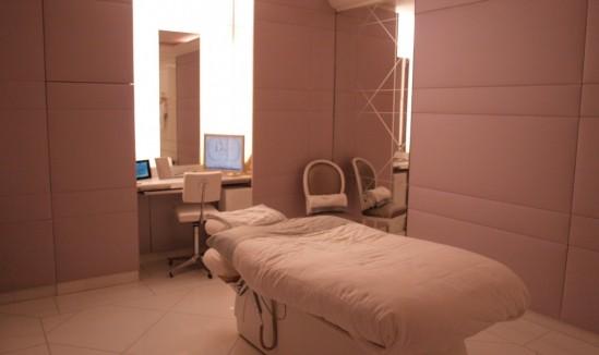 Cabine Institut Dior Plaza Athenee 30ansenbeauté