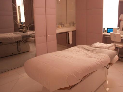 Cabine Institut Dior Plaza Athenee II 30ansenbeaute.com  510x382 Test de lInstitut Dior au Plaza Athénée