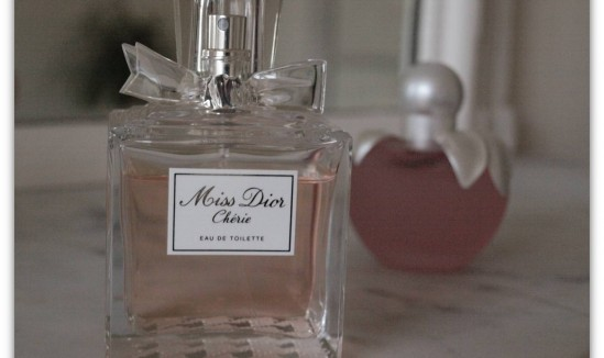 miniature parfums rose 30eB