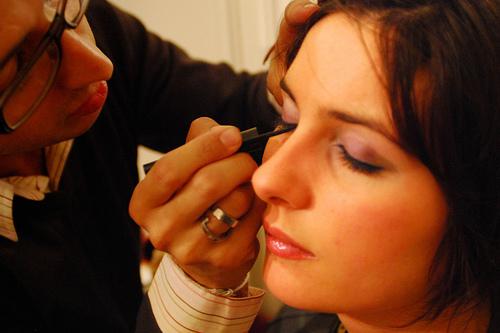 hocine noemie2426983206438458869 Maquillage par Hocine
