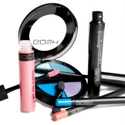 Gosh   product group Sleek, MNY et Gosh: du maquillage coloré pas cher venu de l'étranger