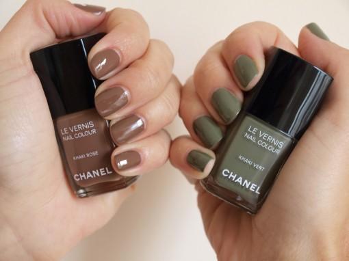 P1010002 510x382 La rentrée maquillage: les khakis de Chanel (avec concours)