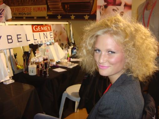DSC056851 510x382 Maquillage de stars en devenir par Gemey Maybelline : coulisses, conseils, looks et vidéo!
