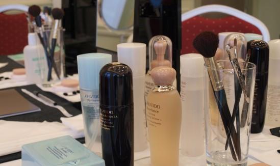 Salons privés de la beauté Shiseido 30ansenbeauté