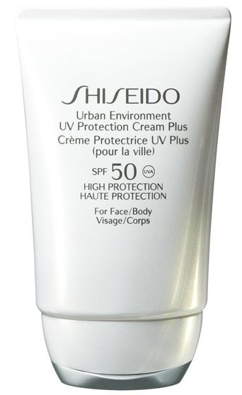 shiseido urban environment uv protection cream spf50 Salons privés Shiseido : 3 heures de conseil beauté sinon rien! **Avec concours**