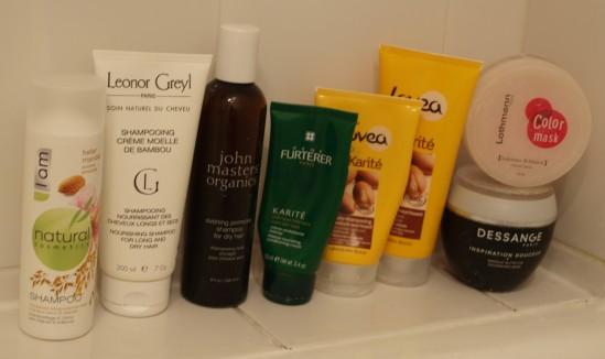 traitement cheveux secs abimes