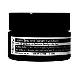 aesop parsleu eye cream aesop parsley eye cream