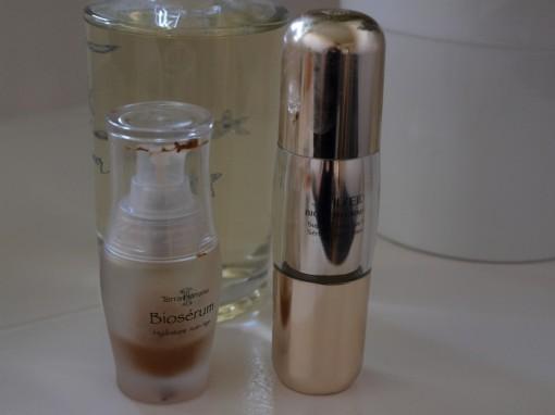 Cosmetiques peaux matures serums 30ansenbeaute 510x382 Quand une beauty addict sénior fait de lécrémage