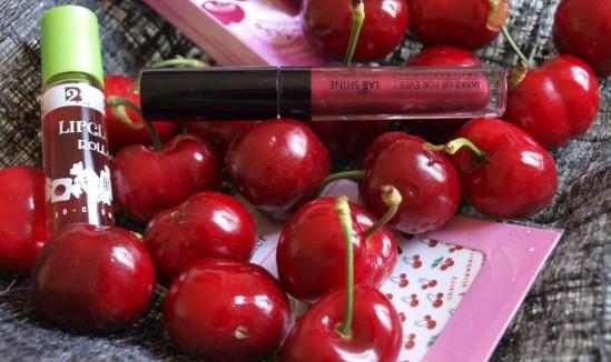 Cherry makeup 30ansenbeaute.com
