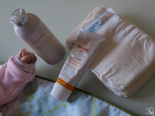 Creme pour le change bebe 30ansenbeaute 510x382 Les produits de change pour bébé
