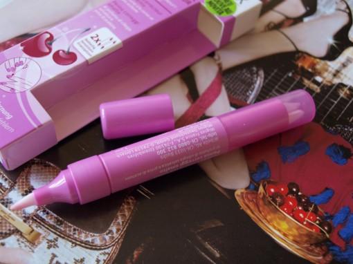 Stylo correcteur vernis Migros 30ansenbeaute.com  510x382 Oh ma Cherry !