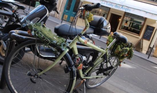 Vélo vert Chris