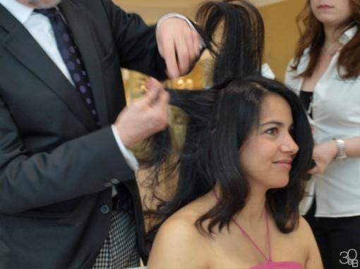 Chignon mariage II 30ansenbeaute.com  510x382 Tuto chignon de mariage, plutôt 2 fois quune !