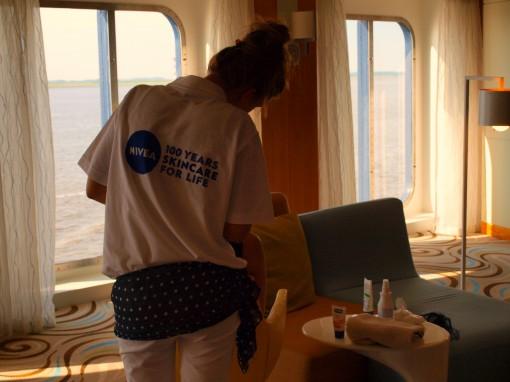 Nivea Blue Boat 30ansenbeaute.com 8 510x382 À bord du Nivea Blue Boat pour fêter les 100 ans de la crème de la crème !