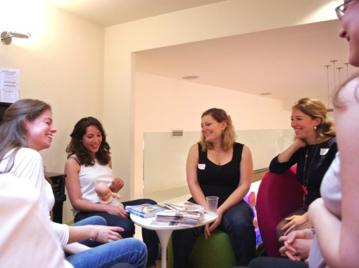 Atelier Osteopathie III Mum to be Party 30ansenbeaute 510x382 Mum to be Party II : le bilan en photos !