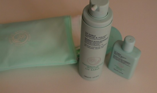 Liz Earle Cleanse & Polish Hot Cloth Cleanser 30ansenbeauté