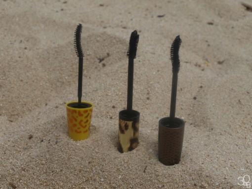 Mascara volume 30ansenbeaute 510x382 Maquillée sur le sable