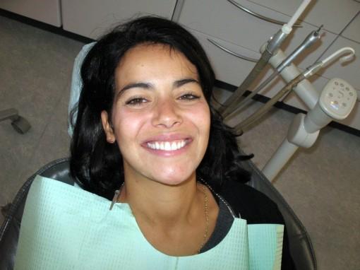 Orthodontie SpassionGirlFauteuildentiste 30ansenbeaute 510x382 Porter un appareil dentaire à 30 ans, est ce bien raisonnable?!