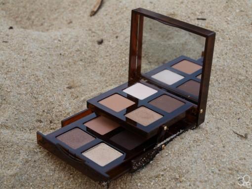 Palette Sand Tortoiseshell Bobbi Brown 510x382 Maquillée sur le sable