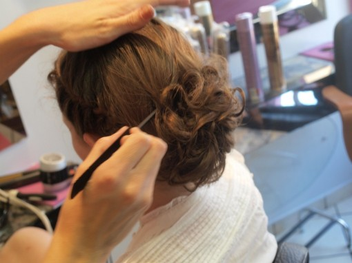 Reese witherspoon 50 stars adoptent le chignon bun elle fr 39 o 39 blog - Chignon mariage tresse ...
