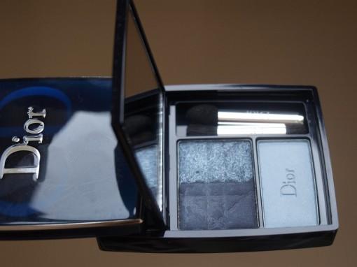 Palette 3 Couleurs Smoky Dior 30ansenbeaute 510x382 La bataille du vernis bleu est lancée