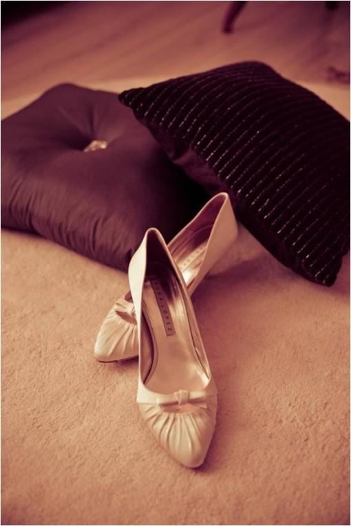 Chaussures mariee 30ansenbeaute 510x765 Essayages et témoignages autour de robes de princesse