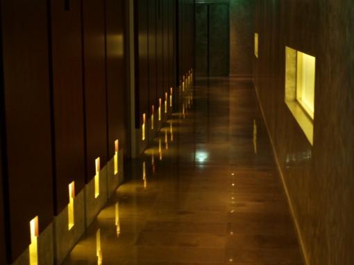 Couloir suites Spa Mandarin Oriental Paris 30ansenbeaute 510x382 Le soin hypra cocoon pour jeunes mamans