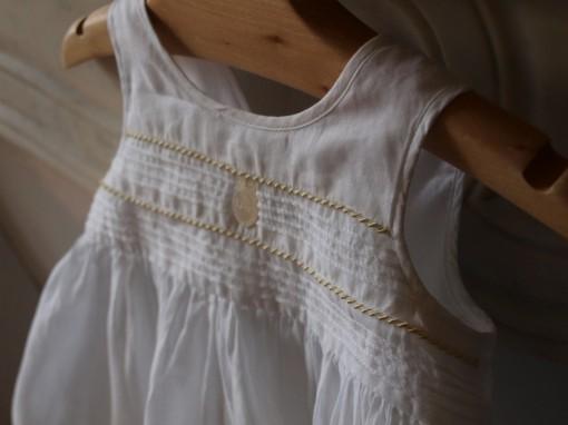 Robe Baby Dior 2 30ansenbeaute 510x382 Essayages et témoignages autour de robes de princesse
