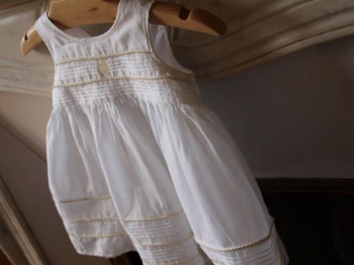 Robe Baby Dior 30ansenbeaute 510x382 Essayages et témoignages autour de robes de princesse