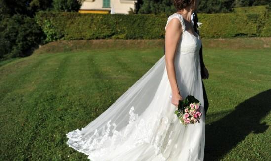 Robe mariée Jésus Peiro 30ansenbeauté
