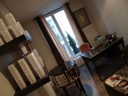 Le 161 salon appartement coiffure 30ansenbeaute 510x382 Le 161, le salon appartement de Kat