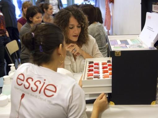 Essie malette After Mum to be Party 30ansenbeaute 510x382 La rencontre beauté des jeunes mamans : le compte rendu !