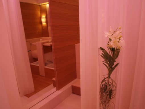 Salon Orchidee Spa Cheval Blanc Courchevel 30ansenbeaute 3 510x382 Le soin de Cendrillon au Spa Cheval Blanc