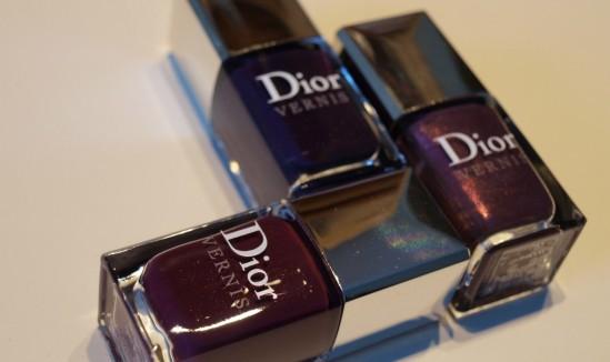 Violets Hypnotiques Dior 30ansenbeauté